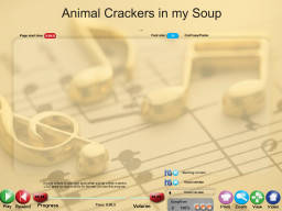Animal Crackers in my Soup - SongTorch Audio Only File