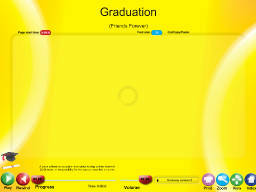 Graduation Pack CD & Book & SongTorch files