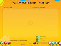 Redback On the Toilet Seat, The - SongTorch Audio Only File