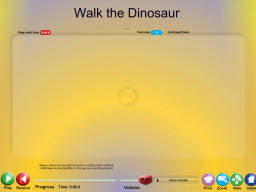 Walk the Dinosaur - SongTorch Audio Only File