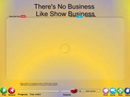 There's No Business Like Show Business - SongTorch Audio Only File