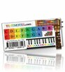 TintNotes.com stickers for Uke, Xylo and more