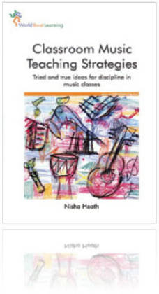 World Beat Learning - Classroom Music Teaching Strat. - Book RRP$32